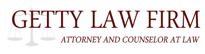Getty Law Firm, Attorney and Counselor at Law